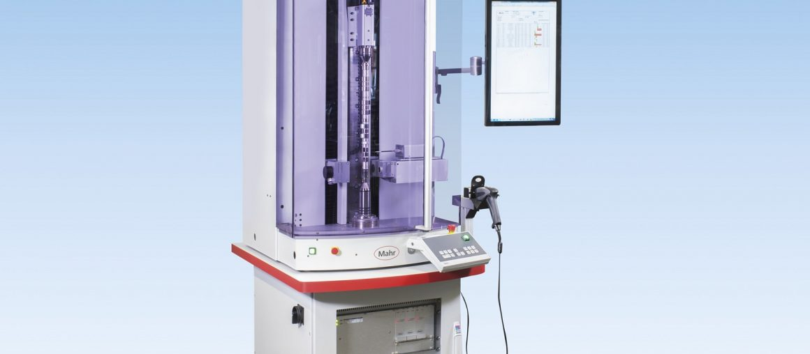 MARSHAFT SCOPE PLUS MARSHAFT 600 PLUS 3D OPTICAL SHAFT MEASURING SYSTEM
