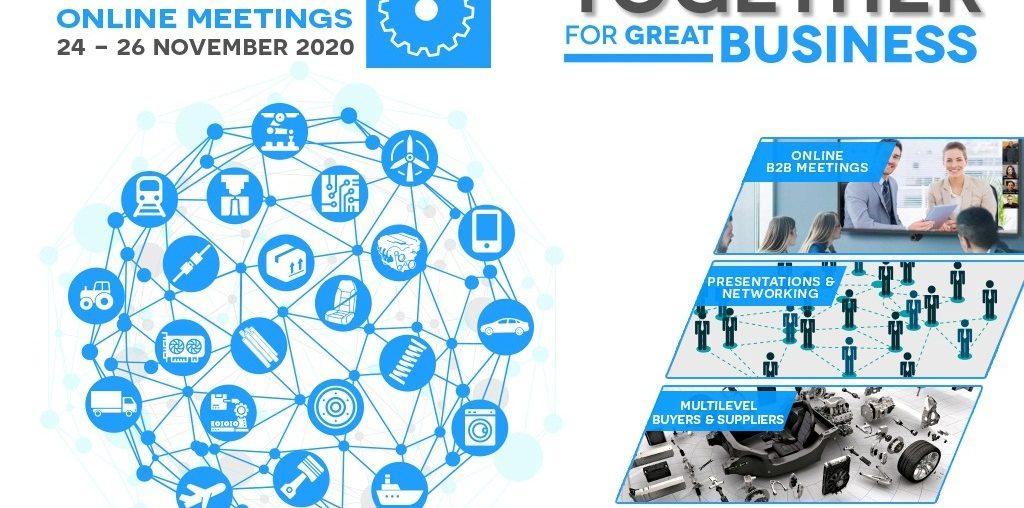 Industry Online Meetings 2020